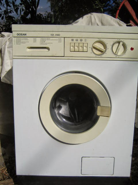 washing machine timer not working