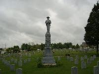 Bardstown Confederate Monument
