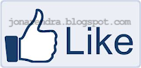 Tombol Like Facebook jonarendra
