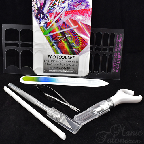Empower Nail Art Pro Tool Kit