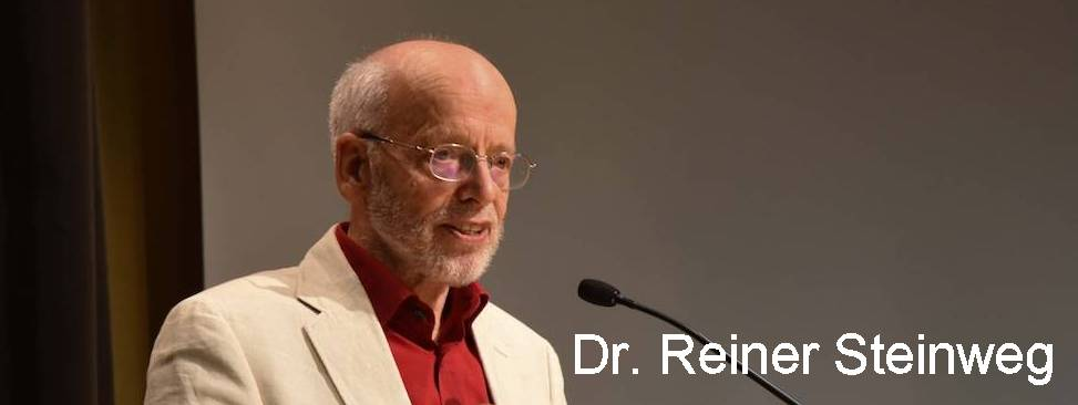 Dr. Reiner Steinweg