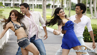 Housefull 2 HQ wallpapers featuring Riteish Deshmukh, Shreyas Talpade, Zarine Khan, Shahzan Padamsee