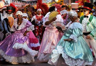 Mama vieja, candombe uruguayo