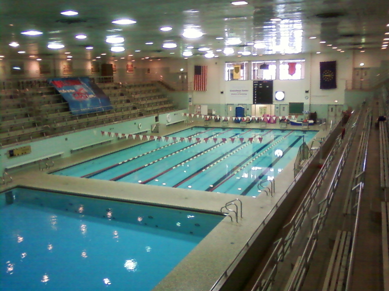 Pools Of The Past Indiana S Royer Pool Collegeswim