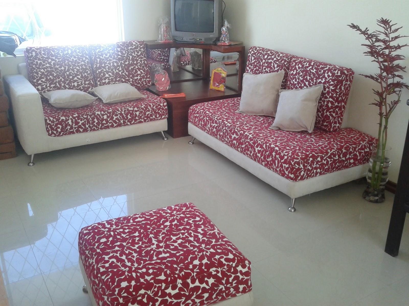 Muebles y decoraci n salas para departamentos - Muebles el pozo ...
