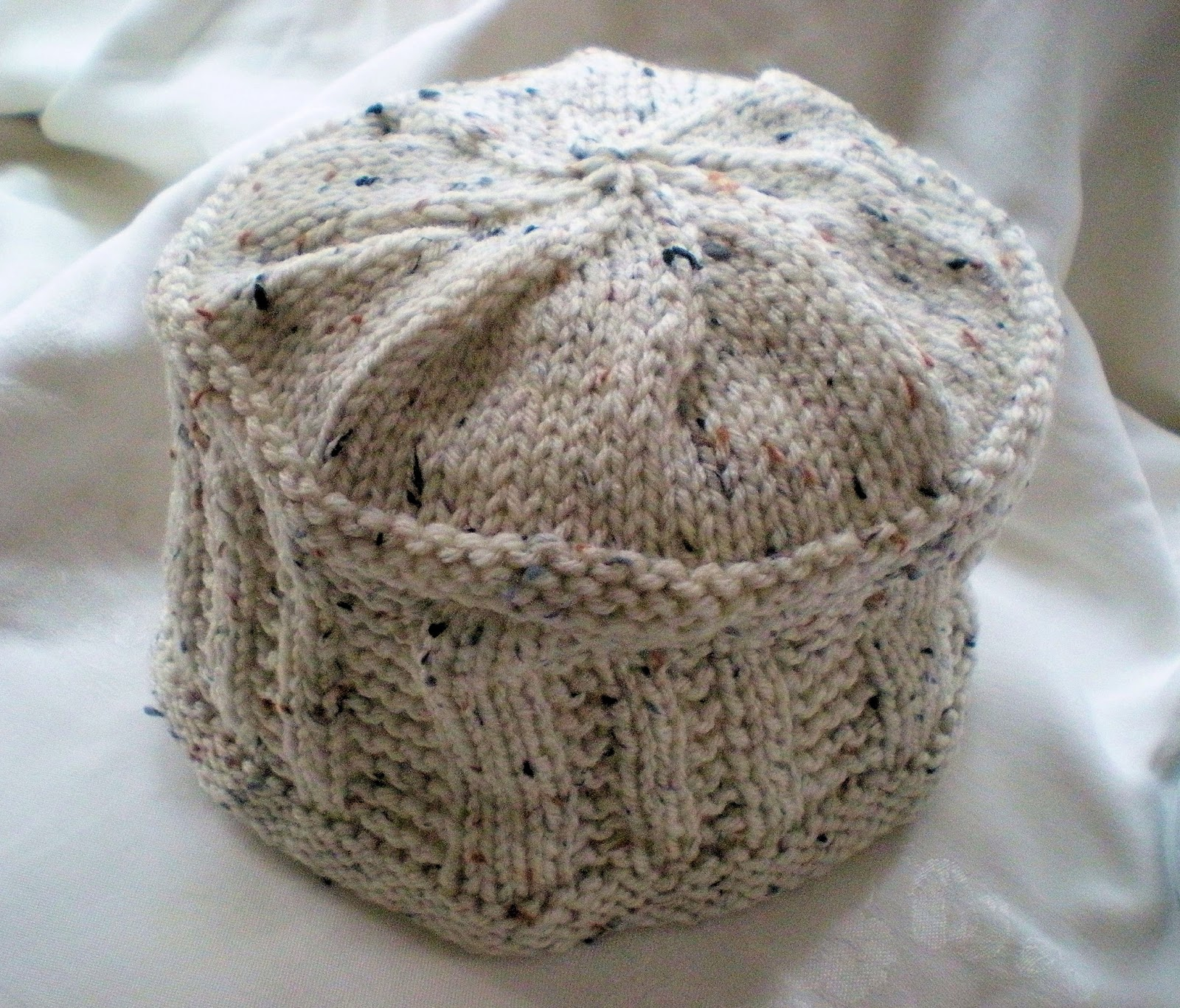 how to make a pillbox hat pattern