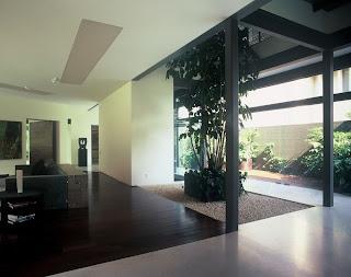 rumah sejuk alami, rumah minimalis modern