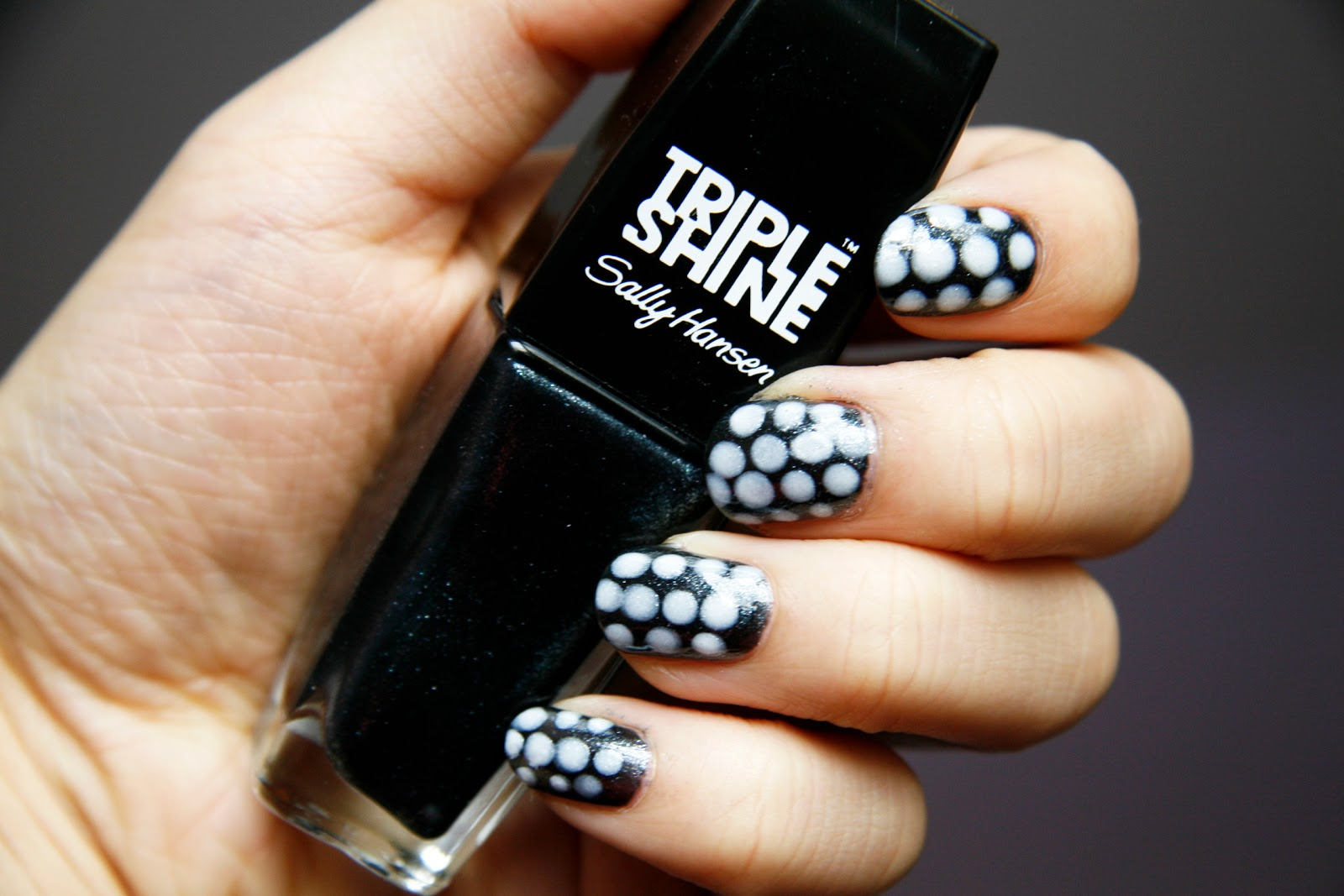 fun size beauty: Katy Perry Inspired Nail Art with Sally Hansen ...