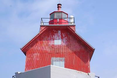Lighthouse, Grand Haven Michigan