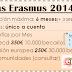 La revolución llega a las becas Erasmus: nuevas cuantías, requisitos y pagos.