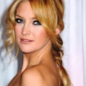 Loose French Braided hairstyles