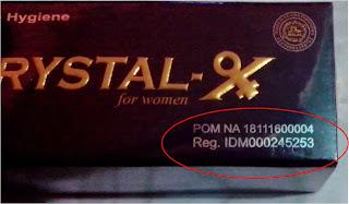 Harga Crystal X Murah..???