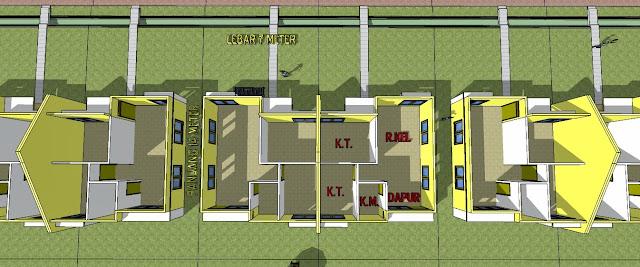 Blok Plan Rumah