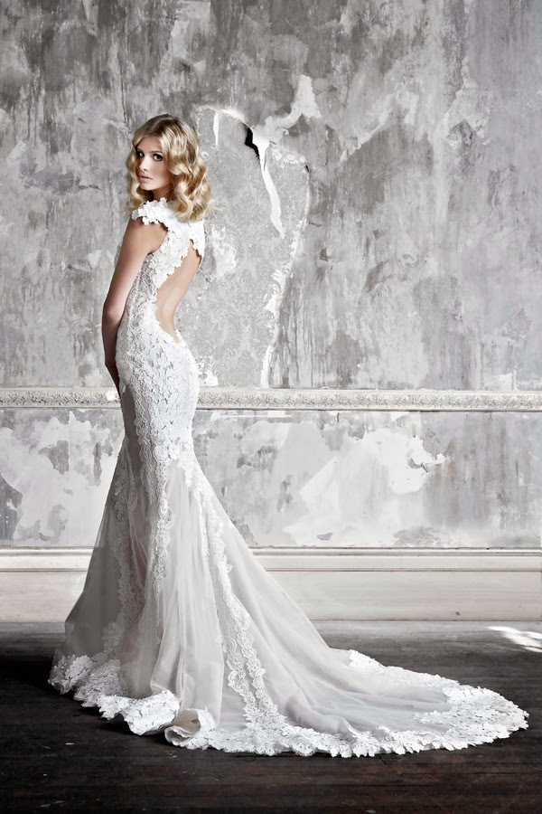 2015 Pallas Couture 'La Promesse' wedding dress collection