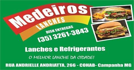 MEDEIROS LANCHES