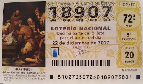 Loteria de Navidad CW Marbella
