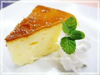 Japanesse Cheesecake / Chizu Keki