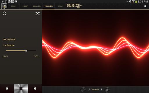 Equalizer + Pro