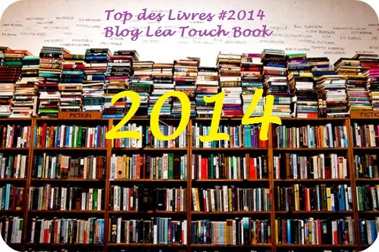 l a touch book le top 2014 du blog l a