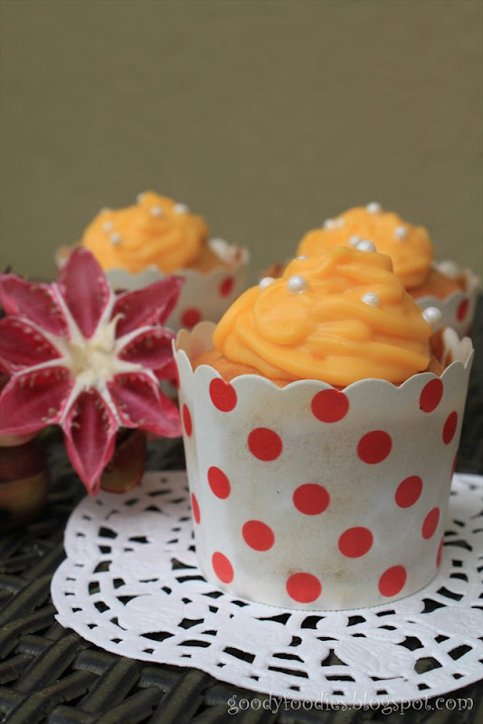 Best Cupcakes Using Yellow Cake Mix