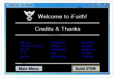 Welcome to iFaith