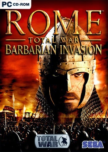 Rome Total War Barbarian Invasion DLC