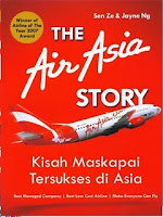 Free Download Ebook Indonesia Gratis Air Asia Story(Kisah Maskapai Tersukses di Asia)