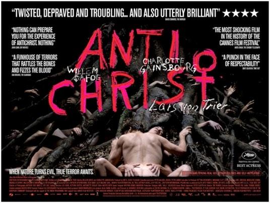 Anti-christ poster