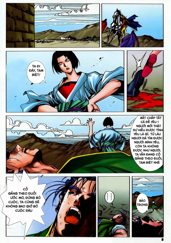 Lục Đạo Thiên Thư chap 37 - Trang 8