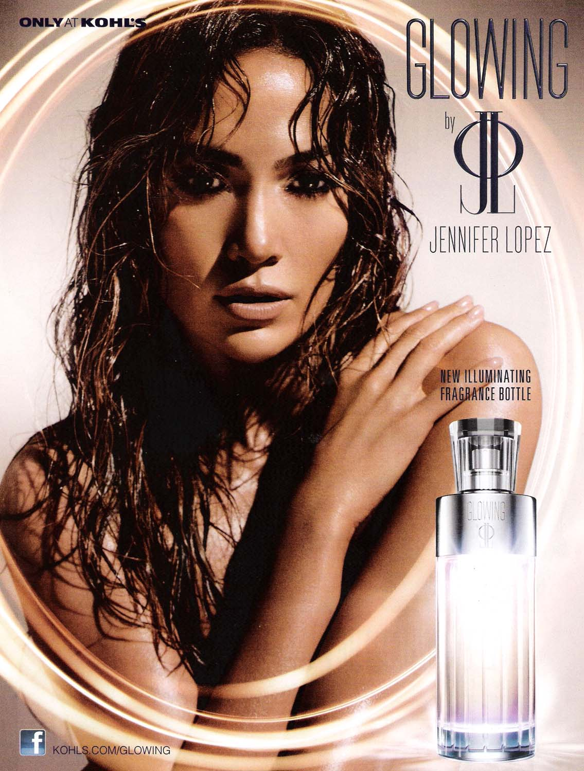 the perfume girl jennifer lopez launches glowing by jlo. Black Bedroom Furniture Sets. Home Design Ideas