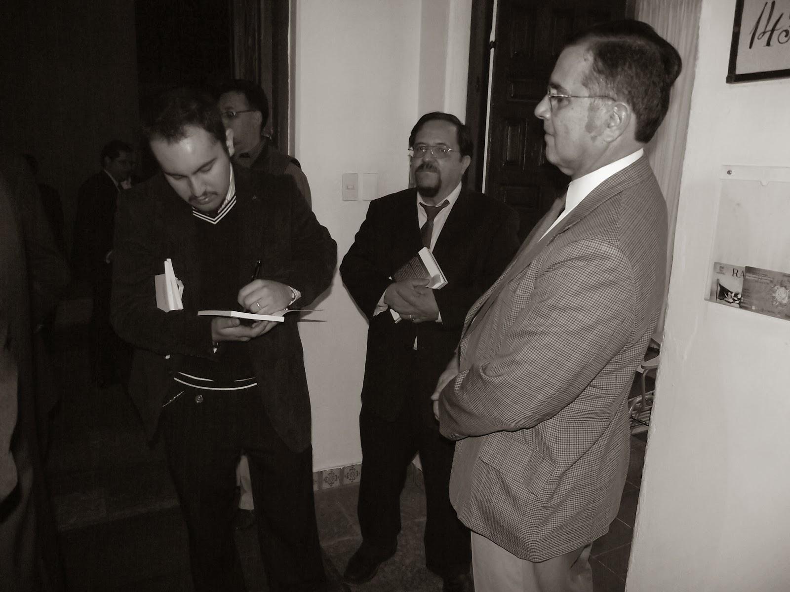 Raúl Espinoza + Carlos Sierra Lechuga
