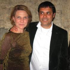 Ana Zingoni e Mú Carvalho