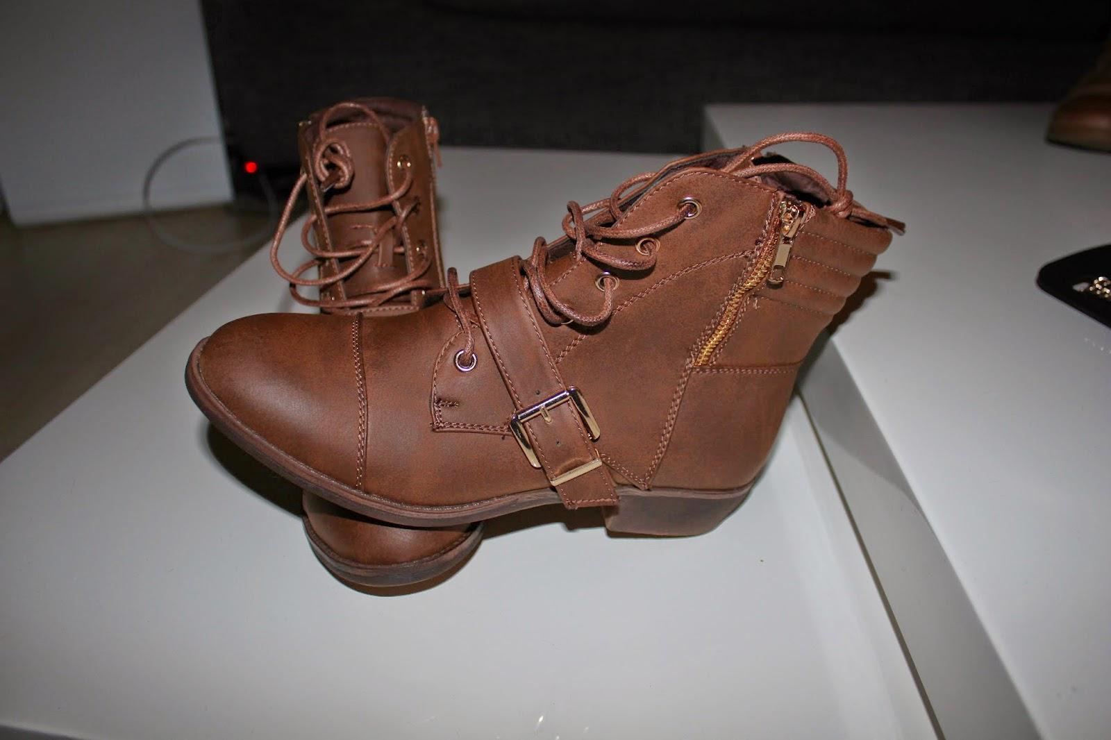PRIMARK_braune_Boots