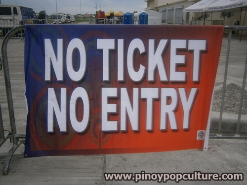 No Ticket No Entry, Pinoy Big Brother, PBB, Malolos Sports and Convention Center, PBB Teen Edition, Big Night, B.F.F. at Big Night, BFF at Big Night