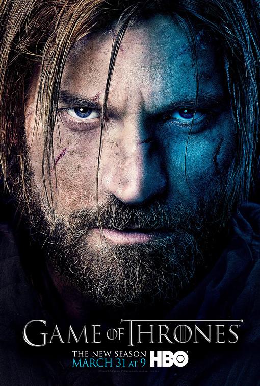 Jaime poster 3T - Juego de Tronos en los siete reinos