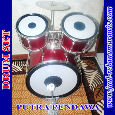 DRUM KIT / DRUM SET ANAK