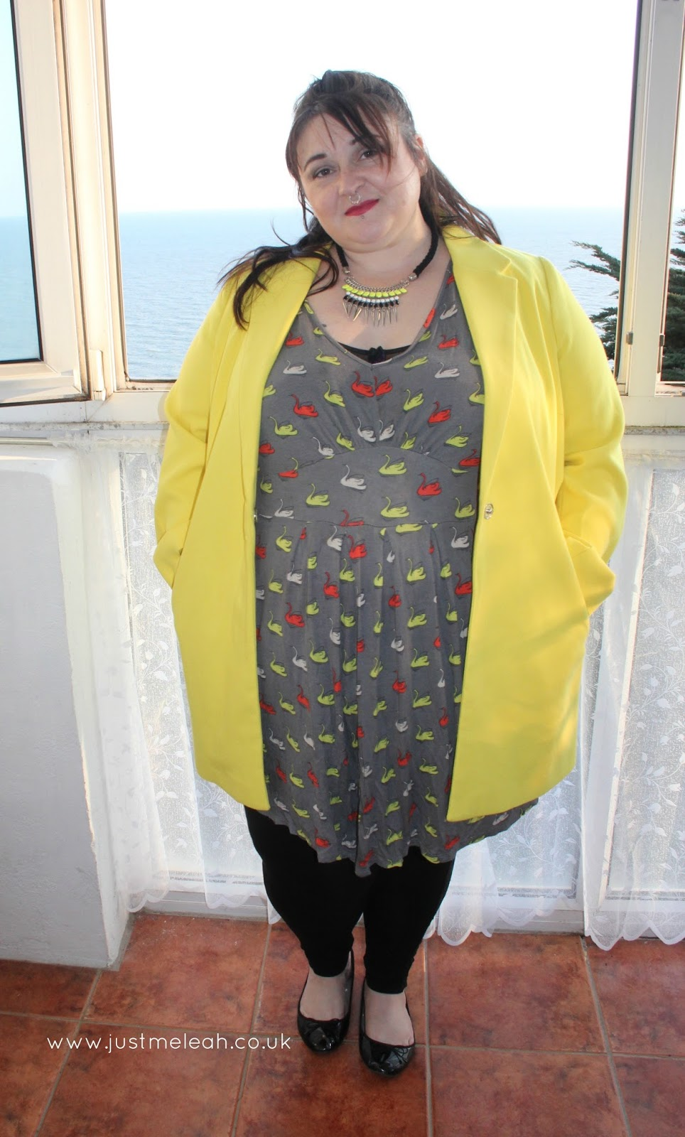 George at Asda Yellow Duster Coat size 24  sc 1 st  Love Leah & Outfit | George at Asda yellow duster coat - Love Leah
