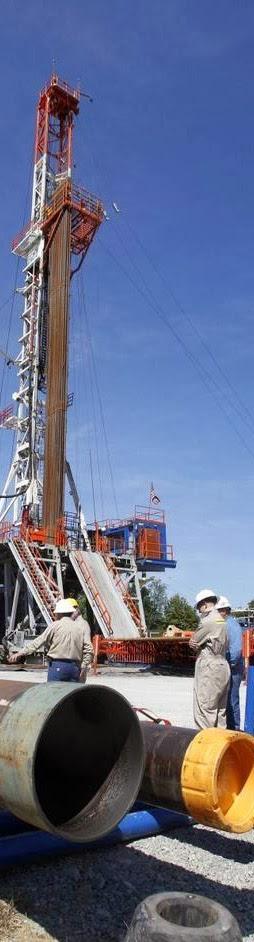 Sondeo de Fracking