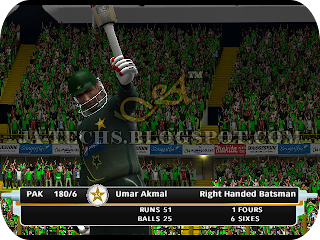 EA Cricket 2012 PC Game Snapshot - 9