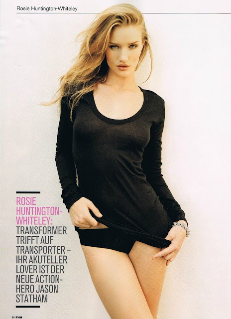 Rosie Huntington-Whiteley Hot FHM Pics
