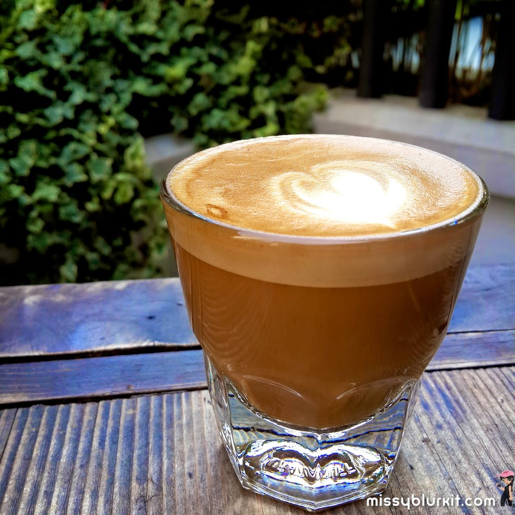 coffee, latte, Piccolo Latte, Foodie Trail, Fuzio Coffee House, piccolo latte, www.offpeak.my, running, klcc, running routes, parkroyal service suites, dogs, west highland terrier, shihtzu,
