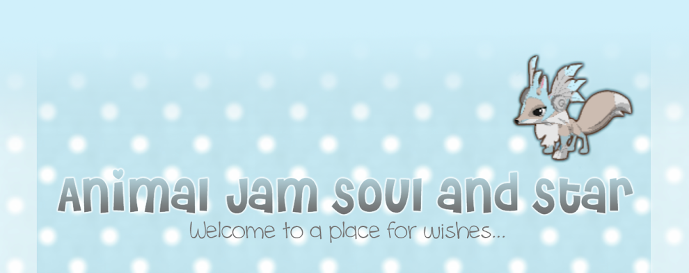 Animal Jam Soul and Star