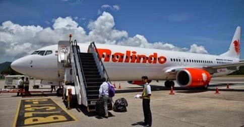 Pesawat Malindo Air Tergendala Gara Gara Perkataan Bom