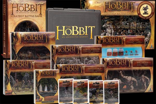 Hobbit: Un viaje inesperado