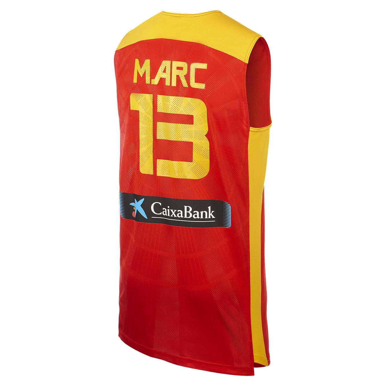camiseta espana basket:
