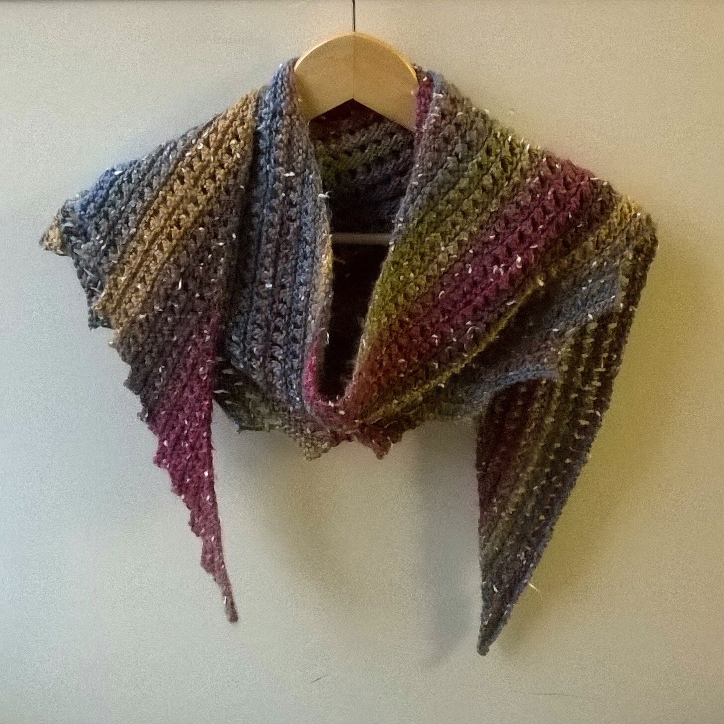 Tail of Two Dragons Scarf