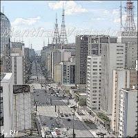 Avenida Paulista - São Paulo - SP - Brasil