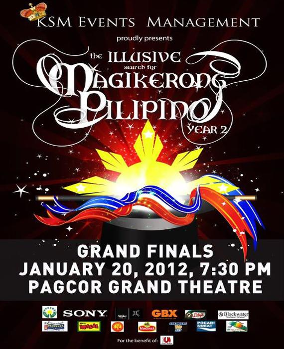 MAGIKERONG PILIPINO Year 2– GRAND FINALS