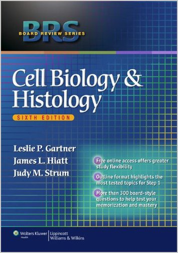 BRS Cell Biology & Histology 6th Edition PDF