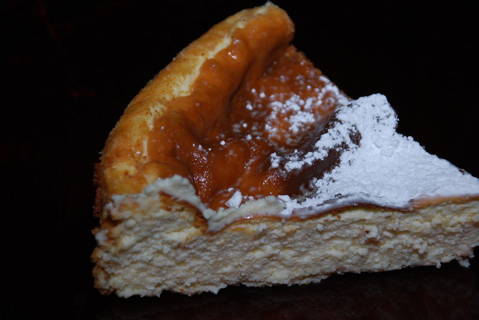 Ricotta Cheesecake Recipe — Dishmaps